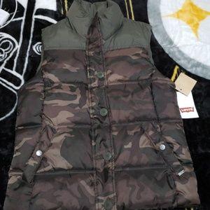 Chaleco (vest) levi's